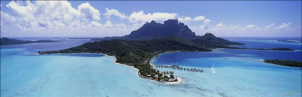 Matira Point - Bora Bora (PB00 6468)