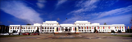 Old Parliament House Canberra - ACT (PB00 4006)