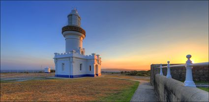 Point Perpendicular Lighthouse - NSW T (PB5D 3075)