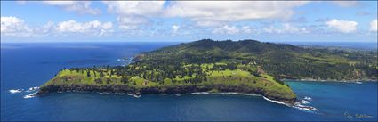 Point Vincent to Anson Bay - Norfolk Island (PBH4 00 18941)