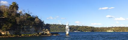 Robertsons Point  Lighthouse - NSW (PBH4 00 9771)