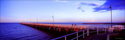 Shorncliffe Jetty Sunset 1 - QLD (PB 003119)