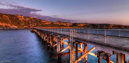Stenhouse Bay Jetty - SA T (PBH3 00 30416)