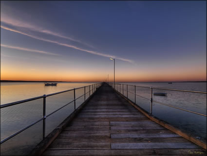 Streaky Bay Jetty - SA SQ (PBH3 00 20752)