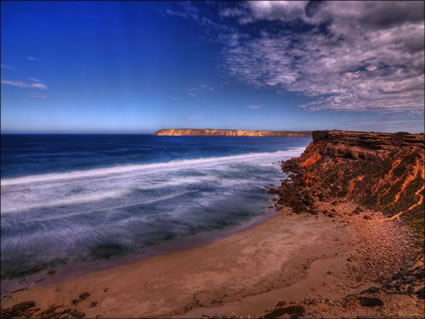 Venus Bay Coastline - SA SQ (PBH3 00 25864)