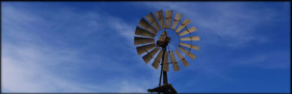 Windmill - Corny Point - SA (PBH3 00 30509)