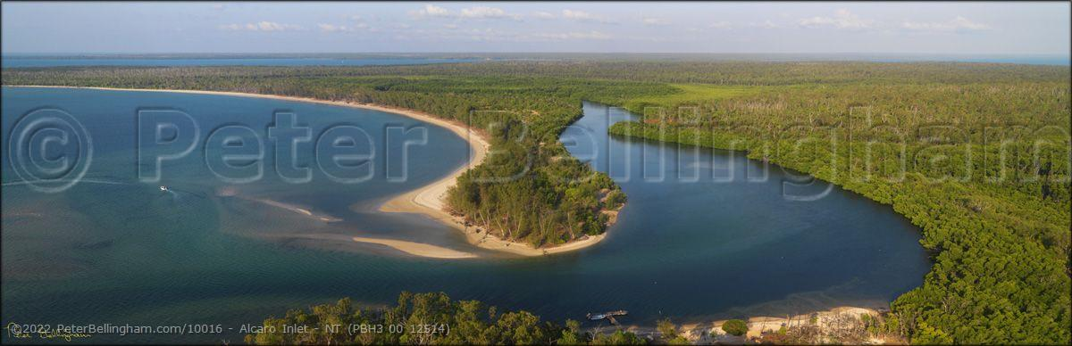 Peter Bellingham Photography Alcaro Inlet - NT (PBH3 00 12514)