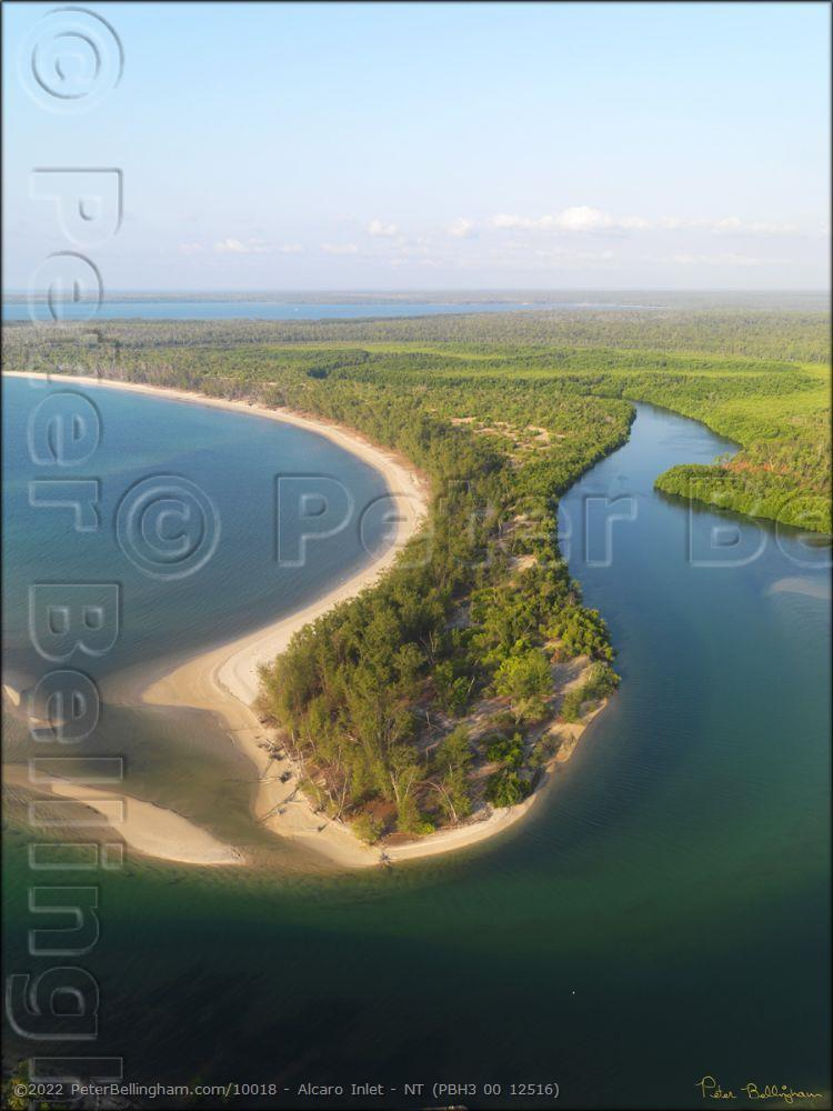 Peter Bellingham Photography Alcaro Inlet - NT (PBH3 00 12516)