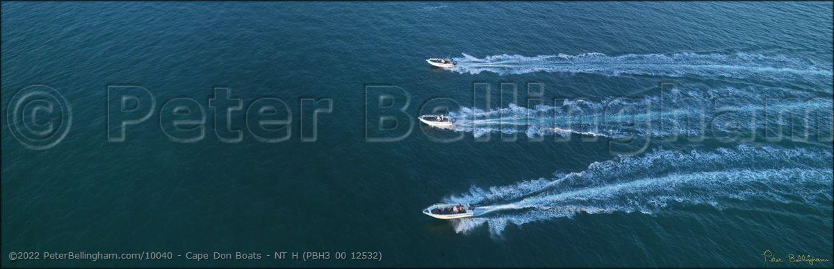 Peter Bellingham Photography Cape Don Boats - NT H (PBH3 00 12532)