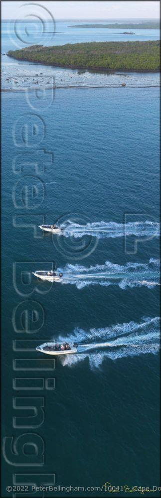 Peter Bellingham Photography Cape Don Boats - NT V (PBH3 00 12532)