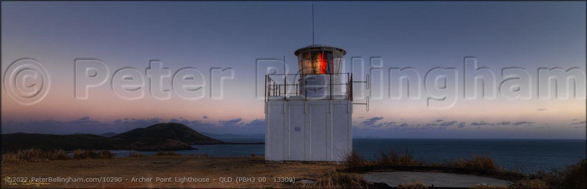 Peter Bellingham Photography Archer Point Lighthouse - QLD (PBH3 00  13309)