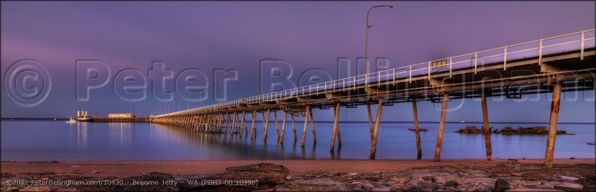 Peter Bellingham Photography Broome Jetty - WA (PBH3 00 10490)