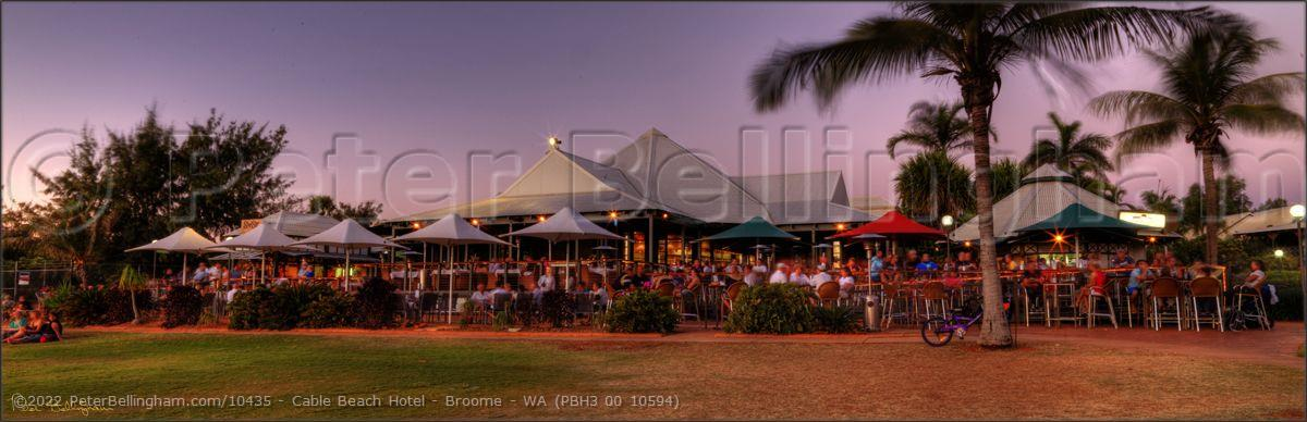 Peter Bellingham Photography Cable Beach Hotel - Broome - WA (PBH3 00 10594)