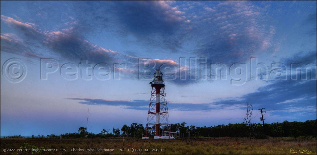 Peter Bellingham Photography Charles Point Lighthouse - NT  T (PBH3 00 12585)