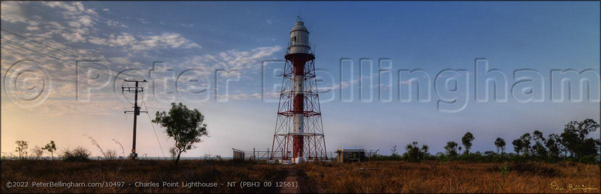 Peter Bellingham Photography Charles Point Lighthouse - NT (PBH3 00 12561)