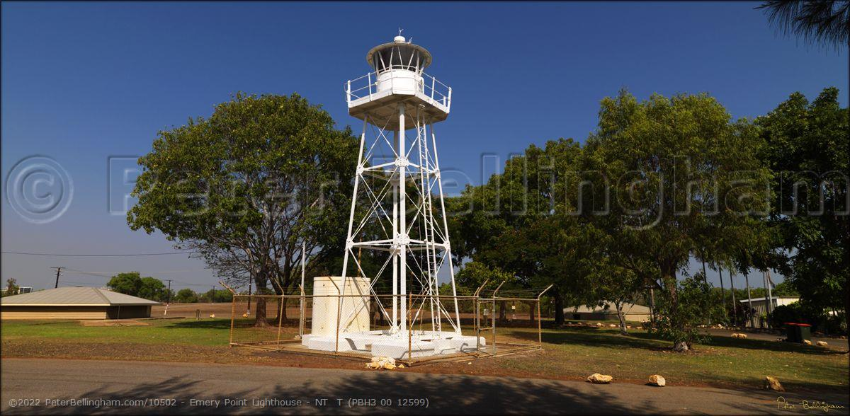 Peter Bellingham Photography Emery Point Lighthouse - NT  T (PBH3 00 12599)
