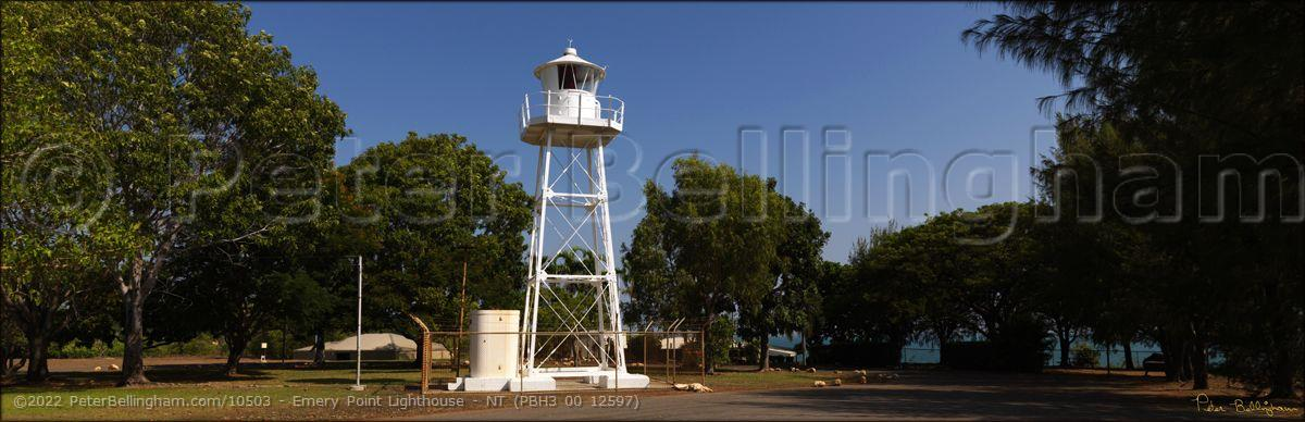 Peter Bellingham Photography Emery Point Lighthouse - NT (PBH3 00 12597)