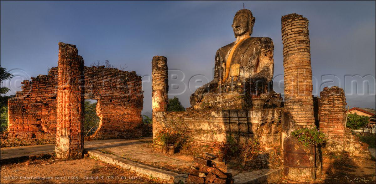 Peter Bellingham Photography Buddah T (PBH3 00 14157)