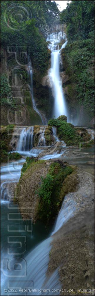 Peter Bellingham Photography Kuang Xi Waterfall  V (PBH3 00 14032)