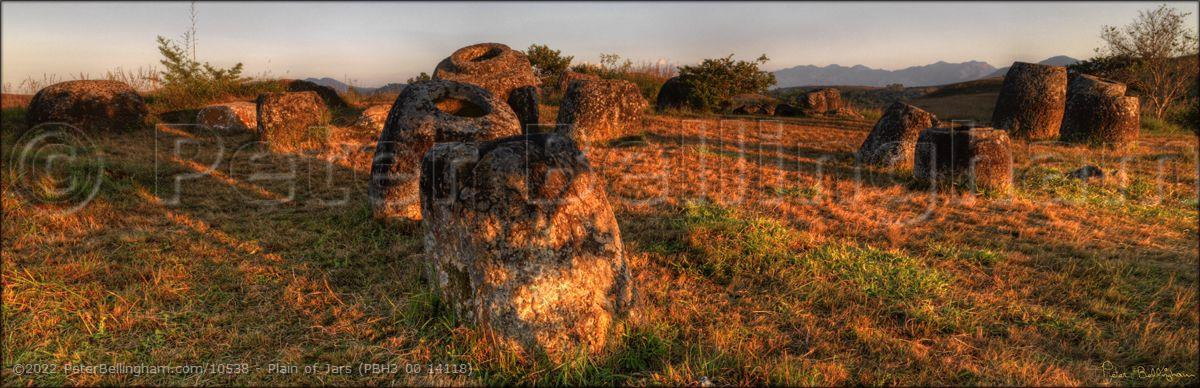 Peter Bellingham Photography Plain of Jars (PBH3 00 14118)