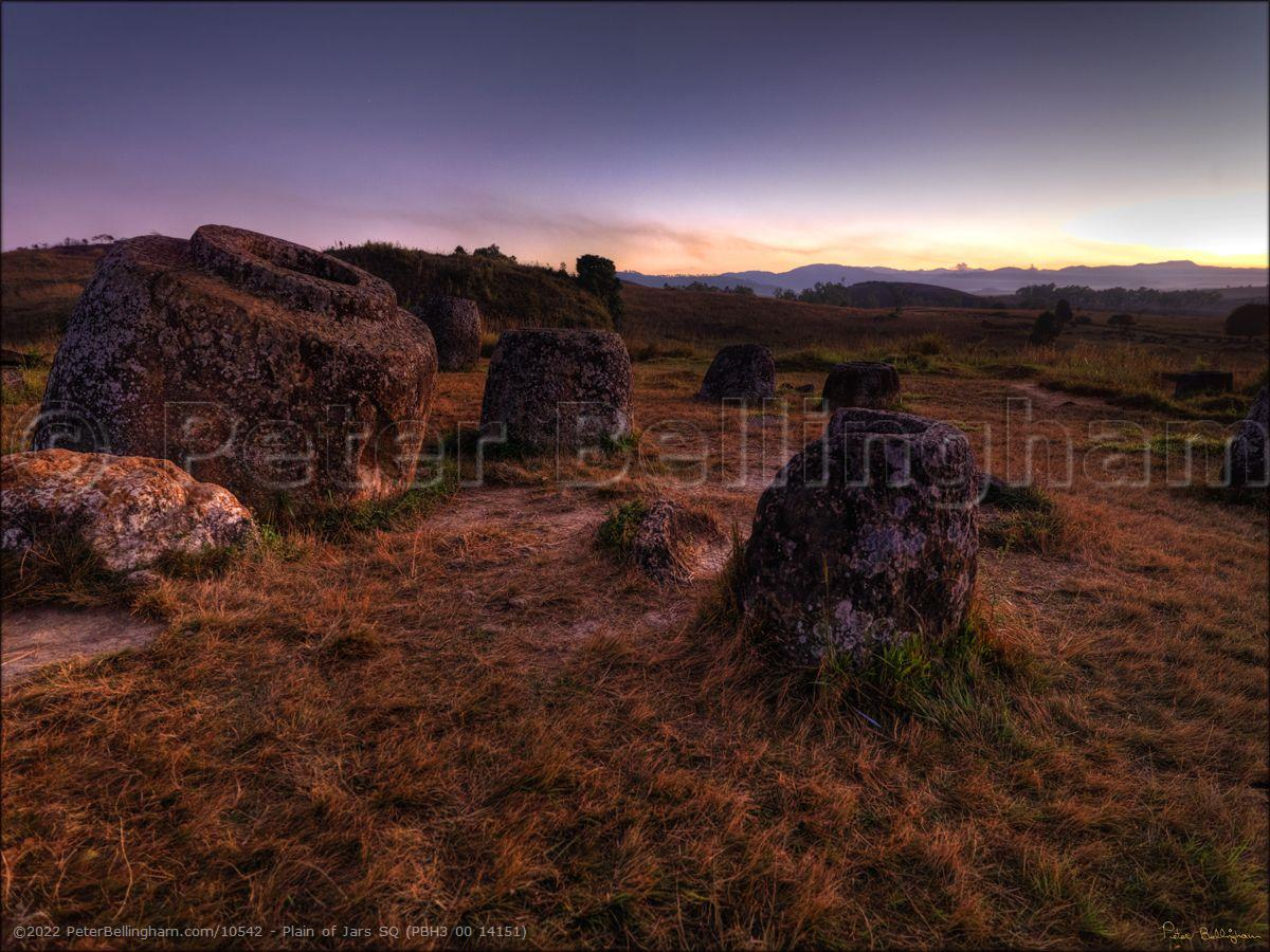 Peter Bellingham Photography Plain of Jars SQ (PBH3 00 14151)