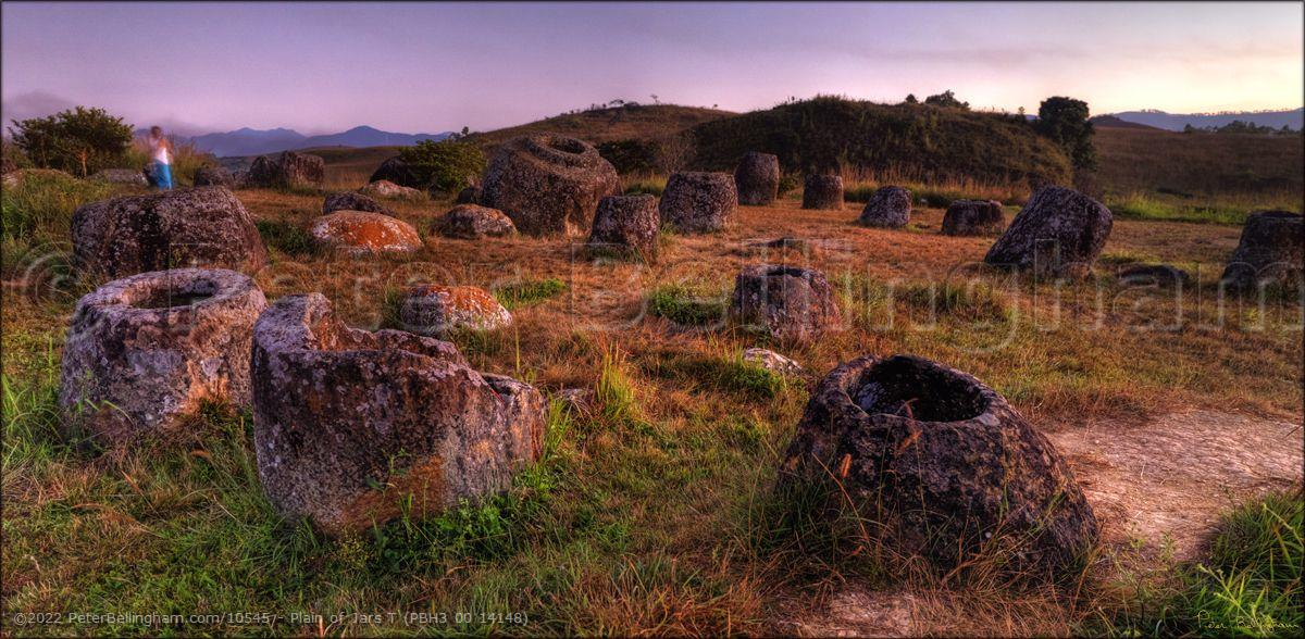 Peter Bellingham Photography Plain of Jars T (PBH3 00 14148)