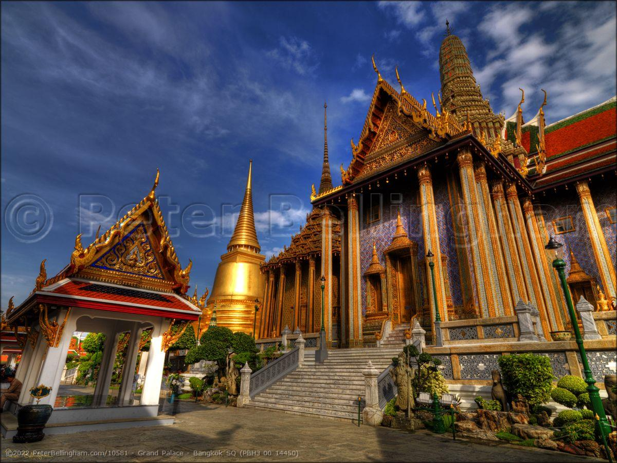 Peter Bellingham Photography Grand Palace - Bangkok SQ (PBH3 00 14450)