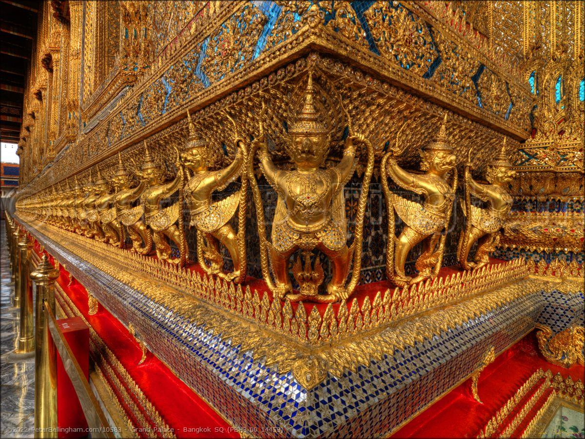 Peter Bellingham Photography Grand Palace - Bangkok SQ (PBH3 00 14453)