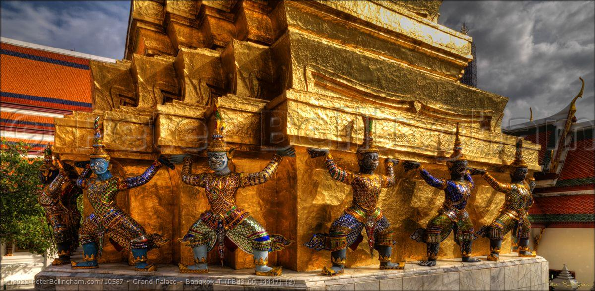 Peter Bellingham Photography Grand Palace - Bangkok T (PBH3 00 14447) (2)