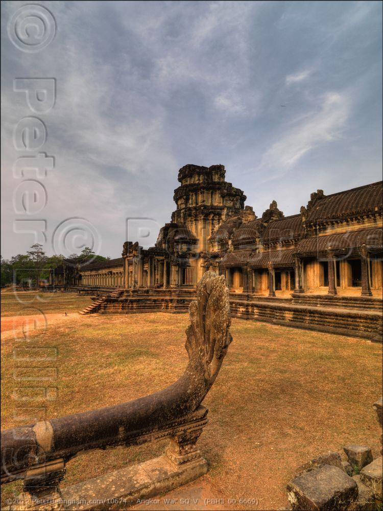 Peter Bellingham Photography Angkor Wat SQ V  (PBH3 00 6669)