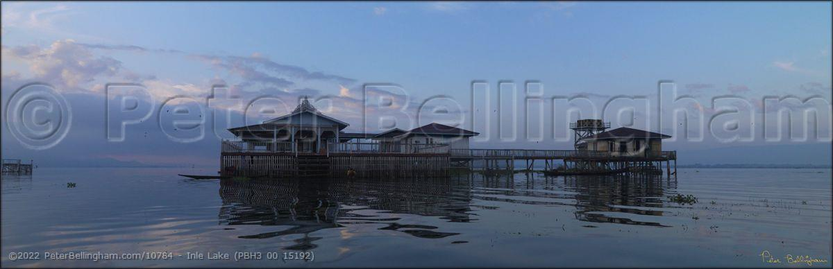 Peter Bellingham Photography Inle Lake (PBH3 00 15192)