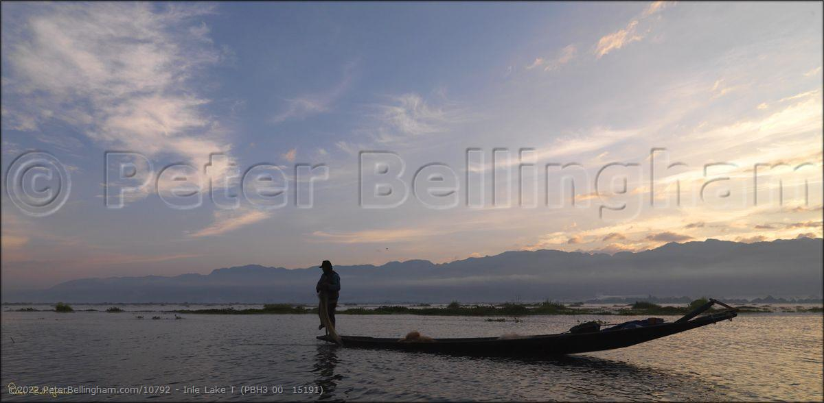 Peter Bellingham Photography Inle Lake T (PBH3 00  15191)
