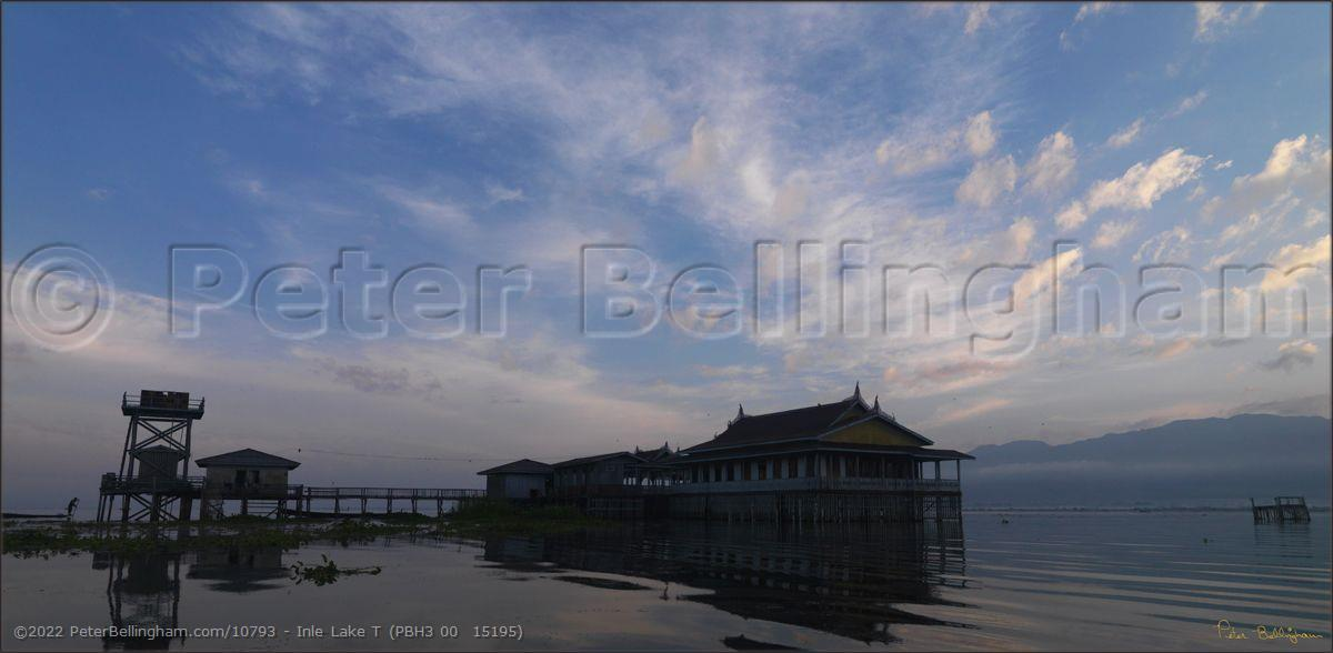 Peter Bellingham Photography Inle Lake T (PBH3 00  15195)