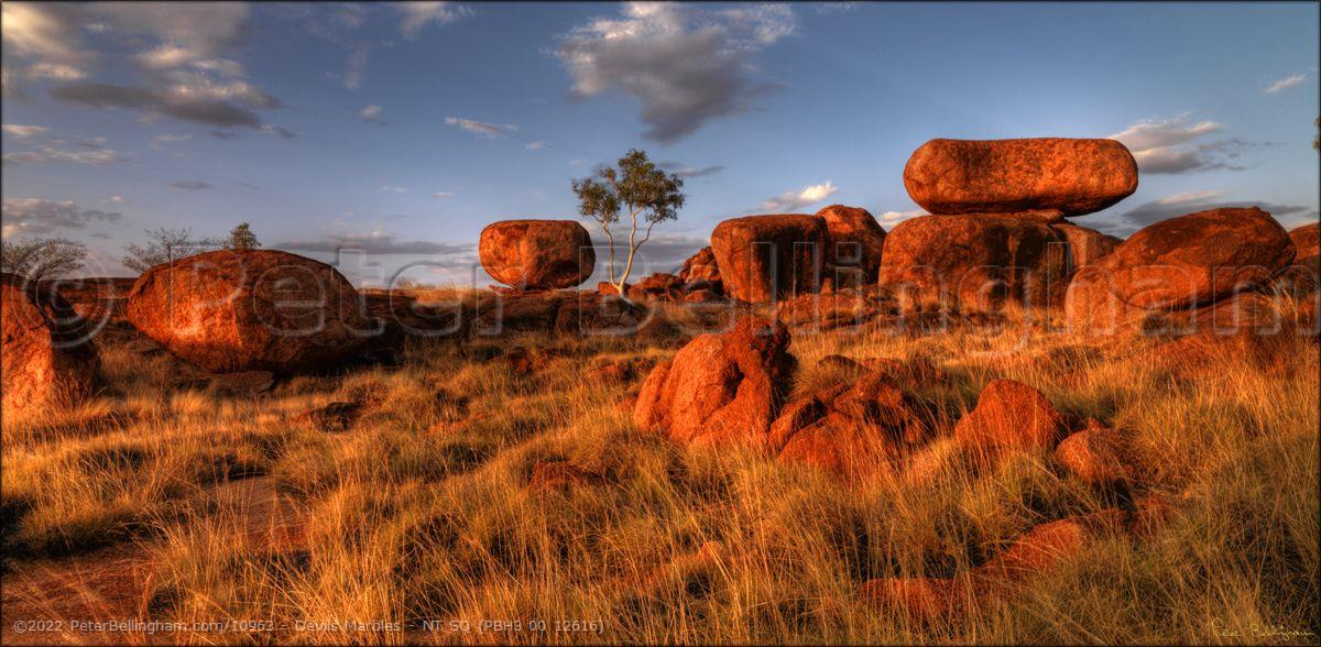 Peter Bellingham Photography Devils Marbles - NT SQ (PBH3 00 12616)