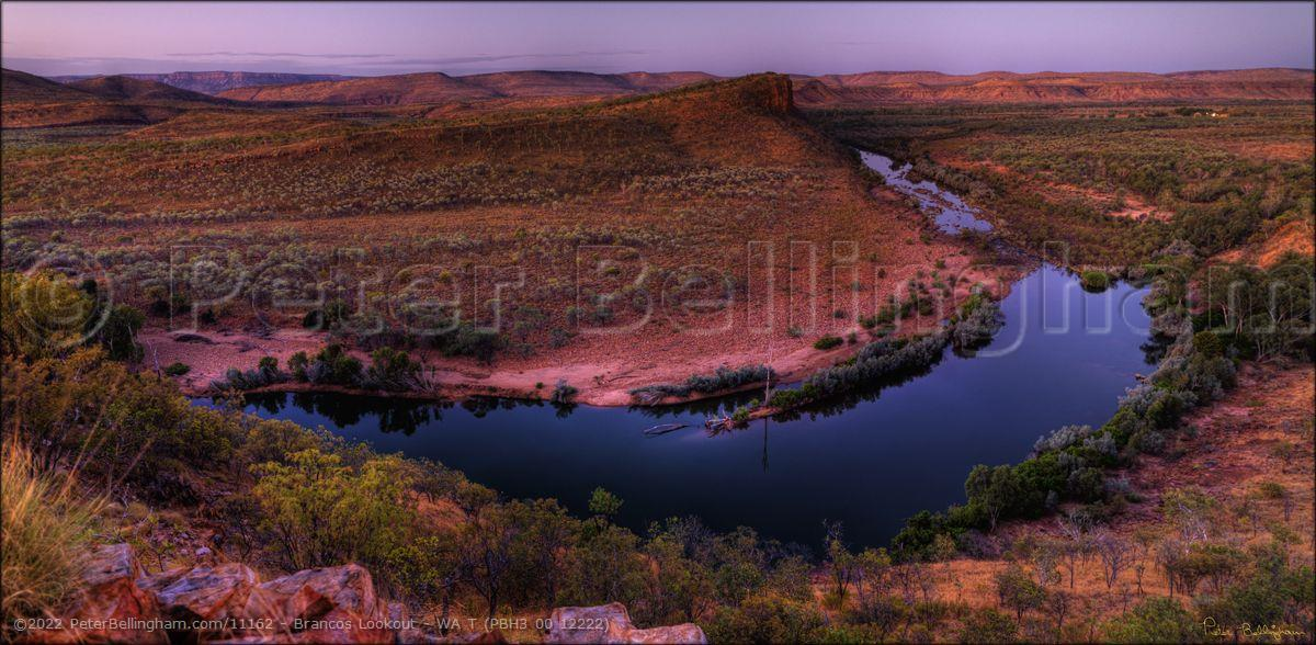 Peter Bellingham Photography Brancos Lookout - WA T (PBH3 00 12222)