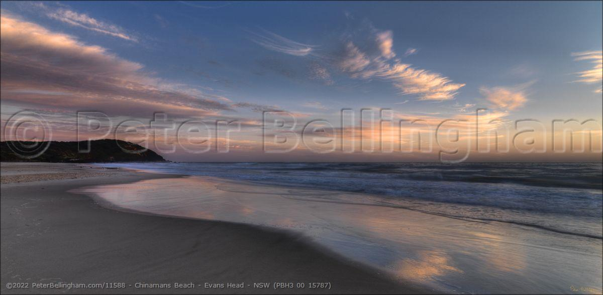 Peter Bellingham Photography Chinamans Beach - Evans Head - NSW (PBH3 00 15787)