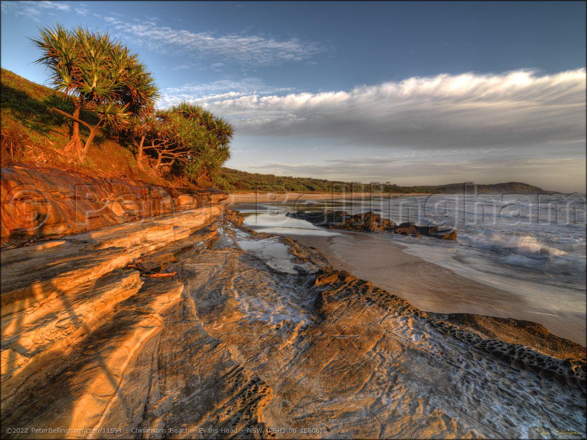 Peter Bellingham Photography Chinamans Beach - Evans Head - NSW (PBH3 00 15806)
