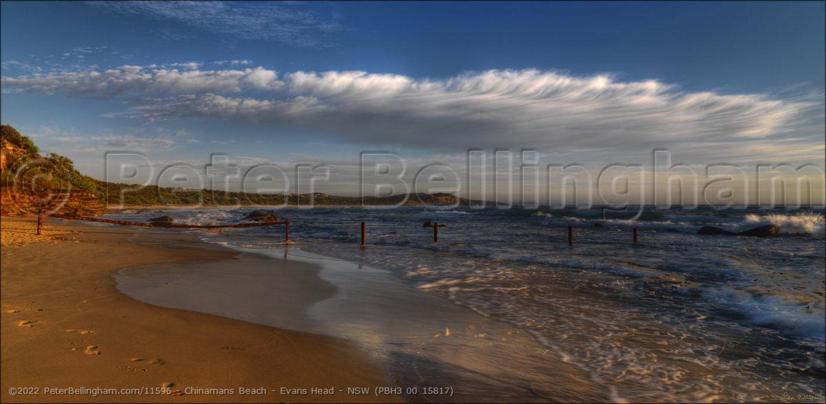 Peter Bellingham Photography Chinamans Beach - Evans Head - NSW (PBH3 00 15817)
