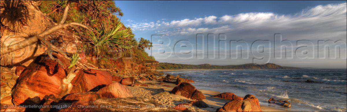 Peter Bellingham Photography Chinamans Beach - Evans Head - NSW (PBH3 00 15820)