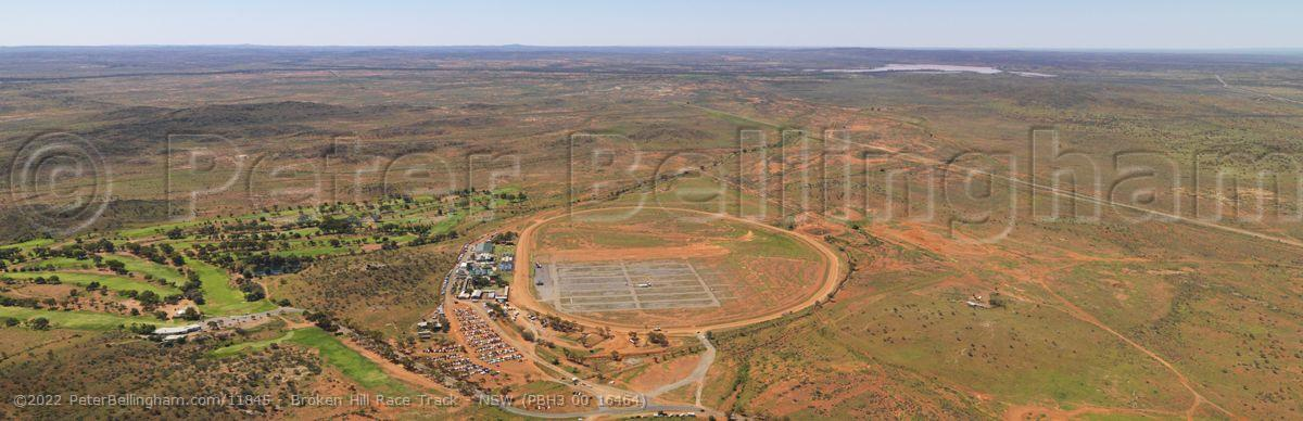 Peter Bellingham Photography Broken Hill Race Track - NSW (PBH3 00 16464)