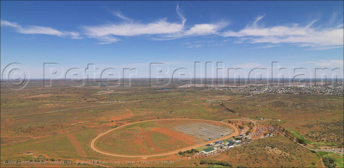 Peter Bellingham Photography Broken Hill Race Track - NSW T (PBH3 00 16458)