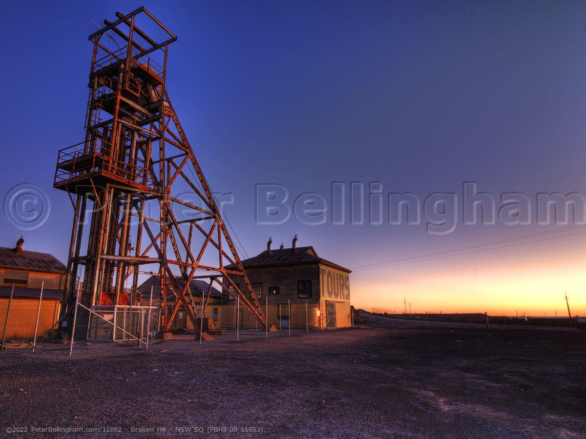 Peter Bellingham Photography Broken Hill - NSW SQ (PBH3 00 16583)