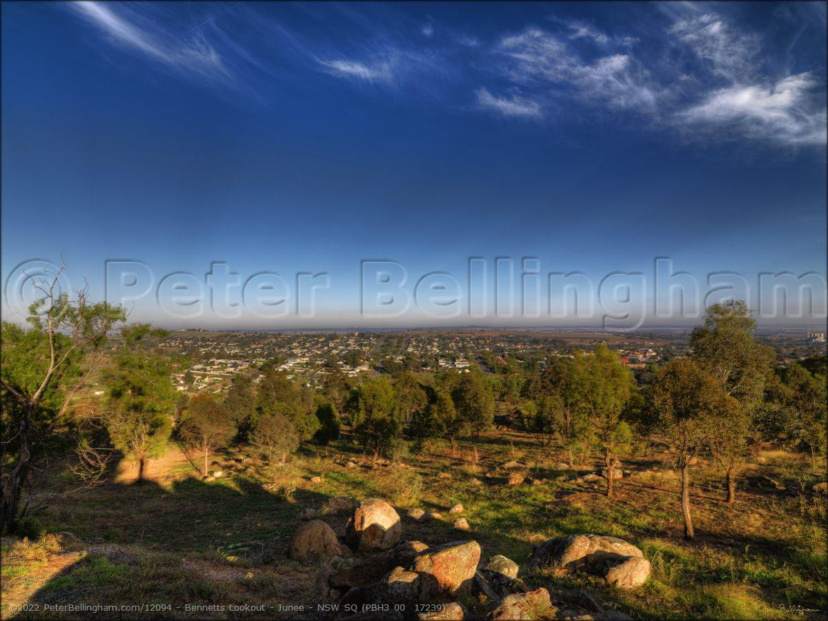 Peter Bellingham Photography Bennetts Lookout - Junee - NSW SQ (PBH3 00  17239)