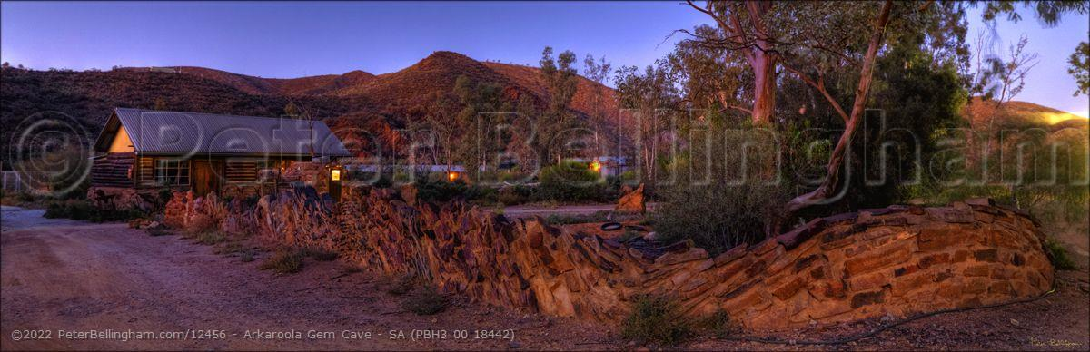 Peter Bellingham Photography Arkaroola Gem Cave - SA (PBH3 00 18442)
