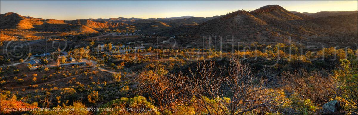 Peter Bellingham Photography Arkaroola Village - SA (PBH3 00 18405)