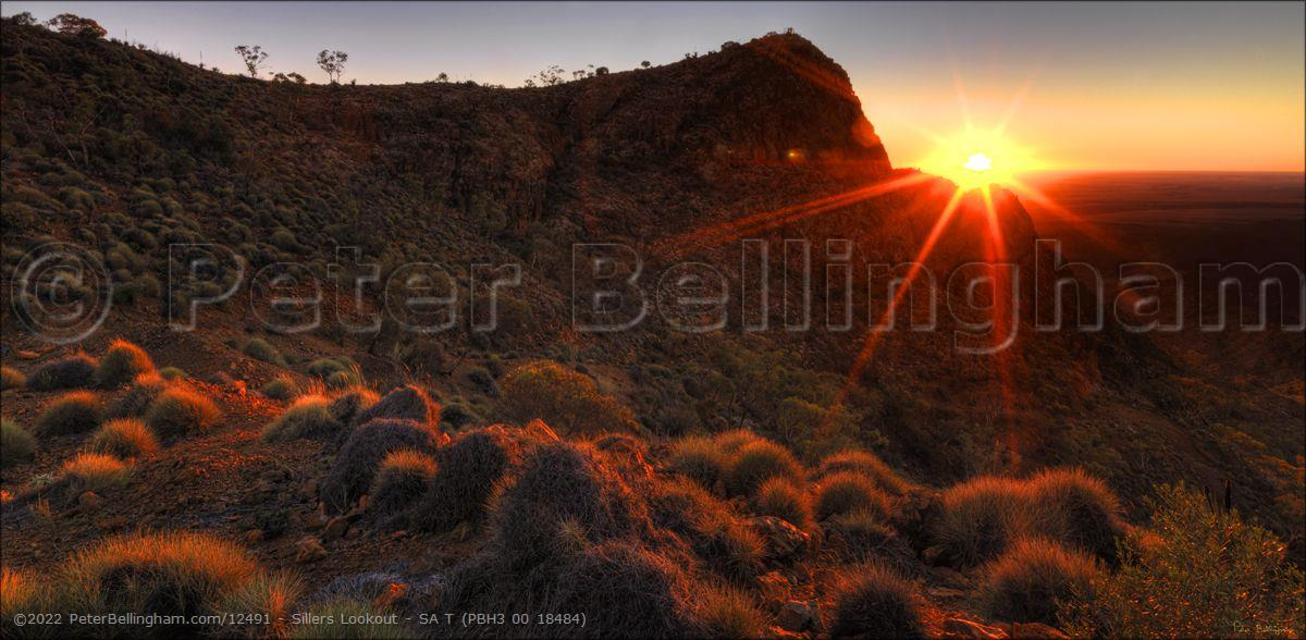 Peter Bellingham Photography Sillers Lookout - SA T (PBH3 00 18484)