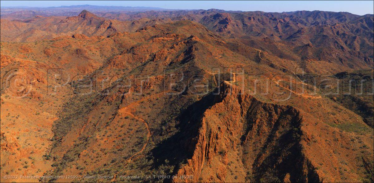 Peter Bellingham Photography Sillers Lookout - Arkaroola - SA T (PBH3 00 18228)