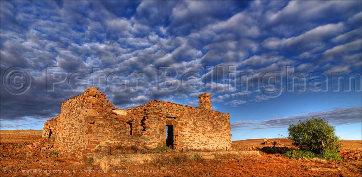 Peter Bellingham Photography Station Ruins - Cradock - SA T (BH3 00 19127)