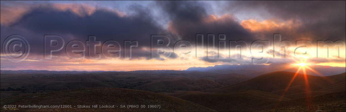 Peter Bellingham Photography Stokes Hill Lookout - SA (PBH3 00 19607)