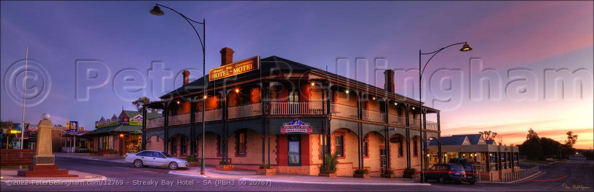 Peter Bellingham Photography Streaky Bay Hotel - SA (PBH3 00 20767)